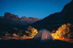 【完全保存版】キャンプツーリング・ソロキャンプの持ち物リスト